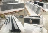 De Chinese Absolute Zwarte Countertop van het Graniet Natuurlijke Zwarte PrefabBovenkant van de Keuken van het Graniet