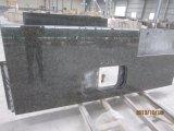 Granito Kitchentop (YQA-GC) de Ubatuba de la Encimera-Verde