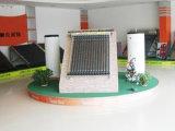Sistema de aquecimento solar rachado de água do laço aberto (ALT-AOL)