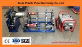 Sud315hのHDPEの管のバット融接機械