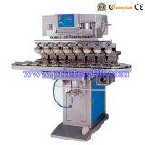 8개의 색깔 패드 인쇄 기계 기계