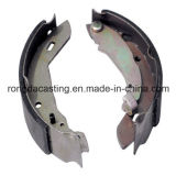 Carcaça personalizada do ferro da areia para a auto sapata de freio