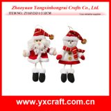 Natale Decoration (ZY16Y231-1-2 40CM) Christmas Person Toy
