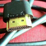 HDMI Kabellänge: 1800mm ODM kundenspezifisches Abnehmer-Firmenzeichen