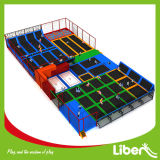 Grande Commerical Indoor Trampoline Park com Foam Pit