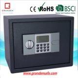 Cofre forte da eletrônica com indicador do LCD para o aço contínuo do escritório (G-30ELD)