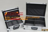 Handle를 가진 Handlesilver Aluminum Tool Set Case를 가진 은 Aluminum Tool Set Case