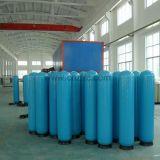 El recipiente del reactor del purificador del agua del RO ablanda el tanque del tanque FRP