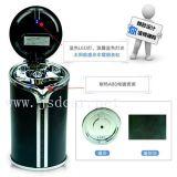 Solar-LED haftet Auto-Aschenbecher (JSD-P0122)