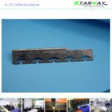 Kundenspezifische Präzisions-Laser-Teile mit Blech-Herstellung
