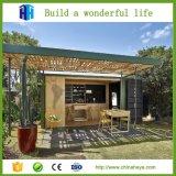 Restaurante modular prefabricado del contenedor