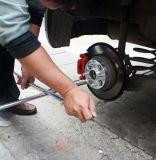 싼 가격 기계로 가공 바퀴 간격 장치 알루미늄 바퀴 접합기