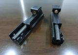 Gun-Barrel, molde de injeção de plástico, molde de defesa, molde de moldagem de inserção de alta precisão
