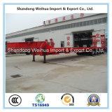 中国の工場からの半高品質5の車軸Lowbedのトラックのトレーラー