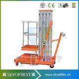 leichte Luftarbeit-Plattform der Aluminiumlegierung-10m