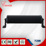 Cars를 위한 13.5inch 72W 크리 말 Car LED Light Bar