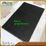 Fabrication en caoutchouc en caoutchouc résistant à l'acide de la Chine de couvre-tapis/couvre-tapis d'évacuation