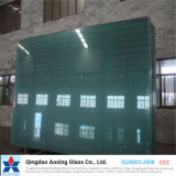 Clear / Nature Green Tinted Sheet / Flat Float Glass avec un bon prix