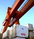 Doppelter Träger-Portalkran für Laden-Marmor-Stein-Granit-Block