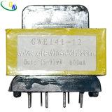 transformador das baixas energias da laminação 230V para o áudio