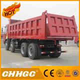 CCC ISO 승인되는 정면 덤프 트럭