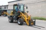 유압 전송 건설장비 Zl10를 위한 1 톤 바퀴 로더