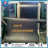 stuoie stabili di gomma di 18mm, mattonelle stabili di gomma, pavimentazione stabile antiscorrimento