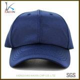 Kundenspezifische preiswerte Hut-und Schutzkappen-unbelegte Satin-Baseballmütze