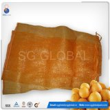 China-Zwiebelen-Kartoffel-Linon-Ineinander greifen-Nettobeutel
