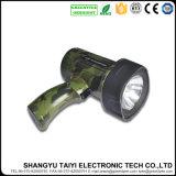 Spotlight recarregável de LED Camuflagem Direta