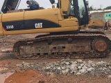 Lagarta usada 336D da máquina escavadora do equipamento de construção para a venda