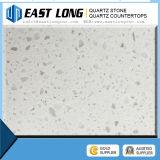 Pedra artificial para bancadas da pedra de quartzo da cor da luz das estrelas