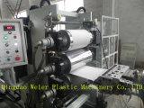 Chaîne de production en plastique de bordure foncée de PVC de feuille machine d'extrusion