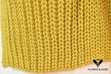 Sciarpa lavorata a maglia semplice di disegno di vendita calda popolare
