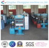 Presse de vulcanisation de vulcanisation de plat hydraulique de machine de pneu plein