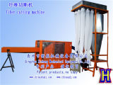 Machine de découpage favorable à l'environnement de chiffon de coton de tissu de perte de fibre