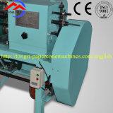 Tube de papier automatique de haute performance/exécution facile tournoyant et collant la machine