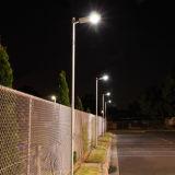 20W todo en una luz de calle solar integrada del LED con la inducción infrarroja