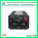 DC72V 1500W UPS Solar Power Inverter met Digital Display (qw-M1500UPS)