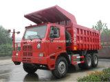 HOWO 상표 25-60tons 광업 덤프 트럭
