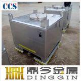 Бак хранения IBC напитка курток нержавеющей стали (OEM)