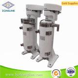 Тарифа разъединения Gq105A машина сепаратора центробежки масла шара высокого трубчатая