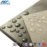 El panel de cemento impermeable Protección de pared de baños