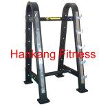 Forma fisica, concentrazione commerciale, costruzione di corpo Eqiupment, Barbell Rack-PT-736