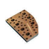 Plaque en aluminium de cuivre résistante à l'usure de revêtement d'Oilness