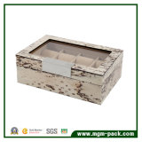 Contenitore di vigilanza di legno su ordinazione di Muti di qualità eccellente