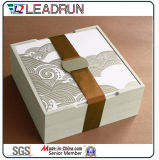 木製の腕時計の宝石箱のワインの木製のギフト用の箱の木製の記憶音楽木製の茶ペンボックスパッキング包装のタバコの香水ボックス(lw011b)