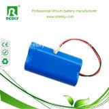блок батарей Li-иона 11.1V 18650 для света велосипеда/головных света/проблескового света