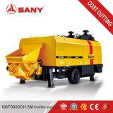 Pompe ultra-haute de remorque de pression de Sany Hbt9035CH-5m 90m3/H