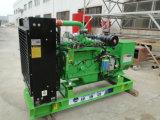 ISO 기준 작은 힘 10kw 천연 가스 발전기 세트
